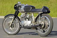 Honda 160 Race Motorcycle