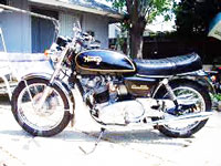 Norton Commando 850 Motorcycle