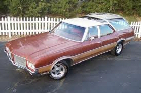 Olds Vista Cruiser