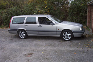 Volvo Turbo Wagon